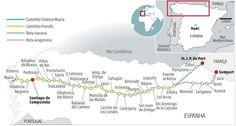 Confira histórias de quem fez o Caminho de Santiago de Compostela - Viagem - Zero Hora - Viagem: Vida e Estilo - Zero Hora