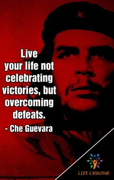 Che Guevara is one of the most popular person. Che Guevara quotes is also popular among people. Check out our post for all of his quotes. Che Quotes, Quotable Quotes, Quotes By Famous People, People Quotes, Motivational Quotes Wallpaper, Inspirational Quotes, Che Guevara Photos, Great Leader Quotes, Revolution Quotes