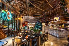 Otg Thai Restaurant by Creative 9, Sydney – Australia , http://www.interiordesign-world.com/otg-thai-restaurant-by-creative-9-sydney-australia/