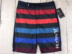 NEW Hurley O'Braddah Men's Boardshorts Swimwear Size 30 NWT $50 #Hurley #BoardShorts