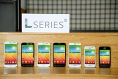 Even before this year's MWC next week, LG Electronics has announced new smartphone of the L-Series III. This are three new smartphone models: the LG L40, LG L70 and the LG L90
