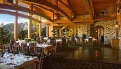 Allred's Restaurant - perfect place for your Telluride wedding reception! TellurideSkiResort.com
