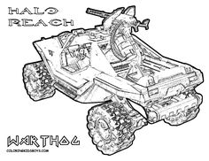 Get The Latest Free Halo Coloring Pages Images Favorite To Print Online By ONLY COLORING PAGES