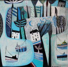 Paintings - Nikki Monaghan - Artist