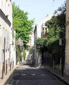Passage Barrault - Paris 13ème ..  Le beau passage Barrault