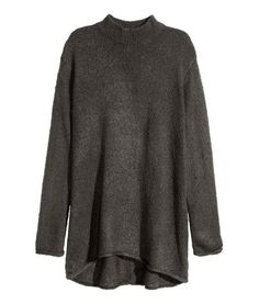 Knitted turtleneck jumper | Product Detail | H&M