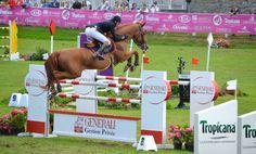 Dinard, International Jumping Competition