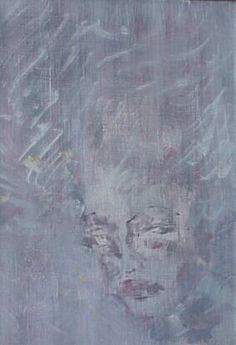 """Bild zum Text: """"Das Antlitz der Sucht"""" _Friedrich Kutzer: """"Blausäure) Friedrich, Painting, Art, New Books, Addiction, Pictures, Art Background, Painting Art, Kunst"""