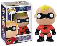 Disney POP! Mr. Incredible Vinyl Collectible Figure by Funko New