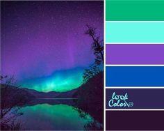 new ideas bedroom paint colors purple jewel tones Color Schemes Colour Palettes, Colour Pallette, Color Combos, Purple Color Schemes, Decoration Palette, Color Balance, Balance Design, Design Seeds, Colour Board