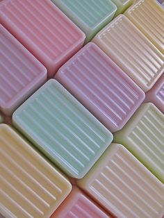 Goat Milk Soap Four Bars Your Choice of Any by SoweluStudio, $16.00 -- If Goat Milk Soap is as awesome as Goat Cheese, then I bet it's amazing!