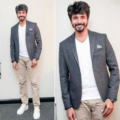 Shopzters is a South Indian wedding site Blazer For Men Wedding, Wedding Dress Men, Wedding Men, Indian Groom Dress, Sivakarthikeyan Wallpapers, Image Hero, Instagram Profile Picture Ideas, Actors Images, Tamil Actress Photos