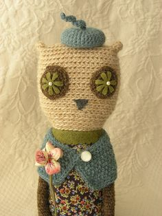 Esther by Sweetnellie, via Flickr