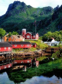 Svolvaer,+Norway