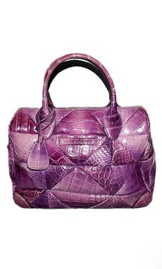 98ad1056a0f0 One of the most expensive handbags in the world- Marc Jacob s Carolyn  Crocodile Bag-