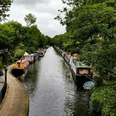 Little Venice, Paddington, London