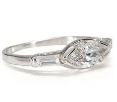 Rodin's Kiss of a Diamond Ring - The Three Graces