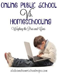 Is online public school the same as homeschooling? These are just a few pros and cons comparing online public school to homeschooling. Importance Of Time Management, Time Management Skills, School S, Public School, School Info, Best Online Courses, Tips Online, Going To University, Schools First