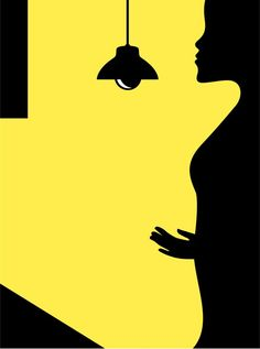 The Scent of Your Thoughts by Noma Bar for Scientific American
