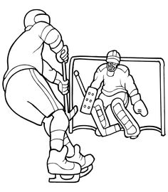 NHL worksheets for kids | Printables for Kids from www.PrintActivities.com