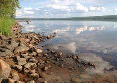 Norvajärvi, Rovaniemi Finland
