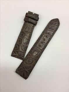 Alligator wristband handmade