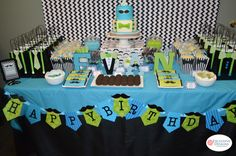Mustaches / Little Man Birthday Party Ideas | Photo 1 of 17