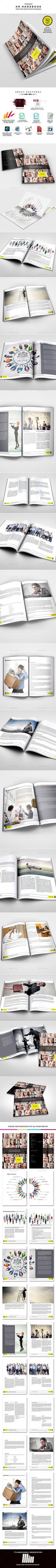 HR Handbook and Employee Manual Template