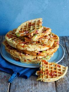 Waffle Recipes, Baby Food Recipes, Wine Recipes, Cooking Recipes, Food Baby, Food Porn, Norwegian Food, Food Inspiration, Healthy Snacks