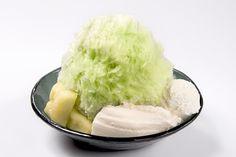 アイスモンスター夏限定「メロンかき氷」表参道&大阪店に登場 - ココナッツアイスや果肉トッピング