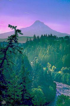 ✯ Hood River, Oregon