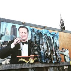 Dismaland Banksy Graffiti, Bansky, Pop Art, Street Art, What's Life, What Is Life About, Scribble, Urban Art, Determination