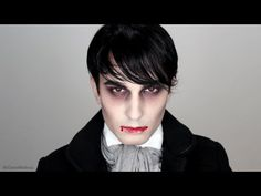 Willwoosh e' un Vampiro? - Make Up Tutorial Per Halloween - YouTube
