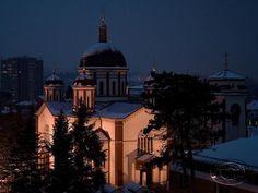 """""""New"""" Church, Kragujevac (my sanctuary... in Kragujevac :) )"""