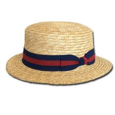 Classic boater hat by Jeanne Simmons. Shop authentic and stylish hats at Chapel Hats now. We are the premier hat shopping experience with every style of hat. We guarantee easy returns and free shipping of orders over $50 everyday!