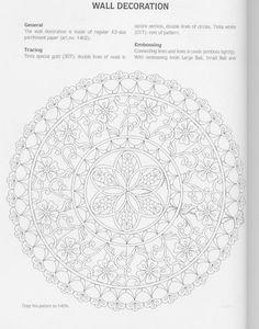 Tarjeta en circulo