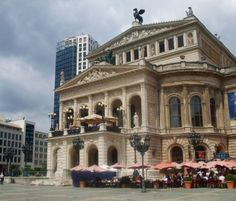 A Rough Guide to Germany : Things to do in Frankfurt Germany Europe, Bavaria Germany, Germany Travel, European Vacation, European Travel, Frankfort Germany, Finland Trip, Berlin, Places To See