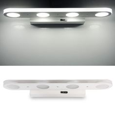 CroLED-12W-AC90-240V-60-LEDs-2835-Lampara-de-Pared-para-Bano-Espejo-Aplique-6500