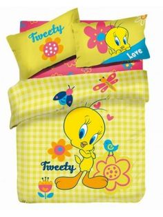 Tweety Bird Quotes, Looney Toons, Bed Covers, Cake Ideas, Lunch Box, Snoopy, Dessert Buffet, Quilts, Precious Moments