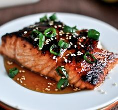One of the best salmon recipes we've ever had!
