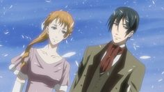 Vincent and Rachel Phantomhive (1280×720) I hate how Angela tricked Ciel into believing that they were ther. But, knowing, him, snapped back nto reality and told the ttuth. That he'd never lose hate. <3