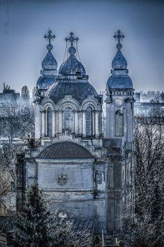 Braila, Romania (by Radu Arama) Homeland, Barcelona Cathedral, Louvre, Europe, Urban, History, Country, Unique, Travel