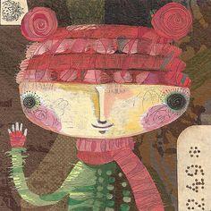 Gustavo Aimar, one of my favorite illustrators