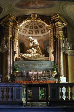 Torino, Piazza Castello, Chiesa di San Lorenzo, Pietà (St. Lawrence Church, Pietà). province of Turin , Piemonte region italy