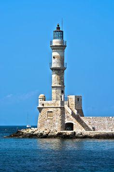 Lighthouse by Michalis Kaloumenos