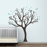 Found it at AllModern - Tweet Tree Wall Decal