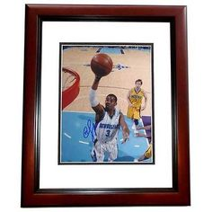 8 x 10 in. chris paul #autographed new orleans #hornets photo, cp3, #mahogany cu.,  View more on the LINK: 	http://www.zeppy.io/product/gb/2/381288670246/