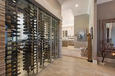Vintageview wine racks, a modern blend of form and function