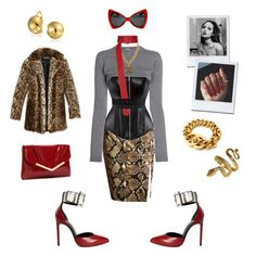 """Killer Queen"" by robinnnnnnn ❤ liked on Polyvore featuring L'Agent By Agent Provocateur, Chanel, Ann Summers, Yves Saint Laurent, N°21, Giuseppe di Morabito, Givenchy, Nasty Gal, Bling Jewelry and ANGELINA"