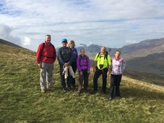 Training for Kilimanjaro over the weekend in Snowdonia.